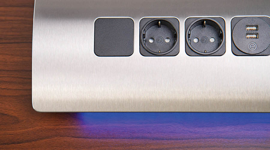 pagoda-schuko-sockets-led-lights-blue