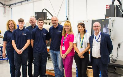 OE Electrics Ltd teams up with Wakefield College to provide local apprenticeships