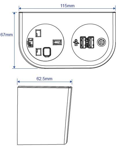 phase-power-socket-plugusb-charging-dims