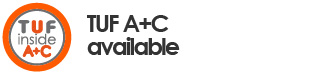 TUF A+C Available logo