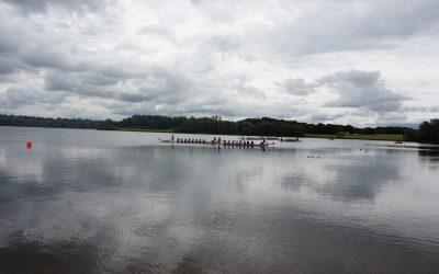 OE Electrics takes part in the Wakefield Rotary Dragon Boat Race 2019