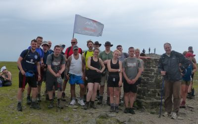 OE Electrics completes the Yorkshire Three Peaks Challenge