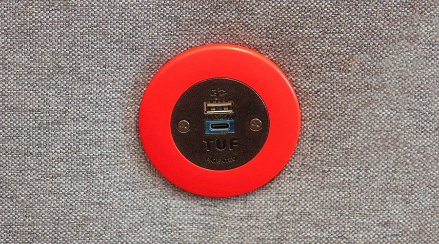 Pip-red-in-surface-charging-solutions-usb-charging-for-phones-plug-sockets-for-laptops-plug-sockets-for-office-plug-sockets-for-panels-panel-mounted-plug-sockets
