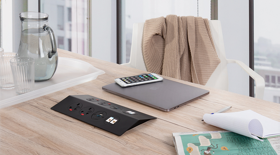 peak-black-in-desk-charging-solutions-on-desk-charging-solutions-plug-sockets-for-meeting-rooms-plug-sockets-for-office-usb-charging-for-phones-plug-sockets-for-laptops-on-desk-plugs