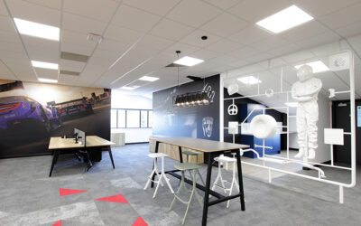 Codemasters Office Install Case Study